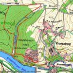 Kronenburg-Baasem Wandertour 02 – Rundweg KB2