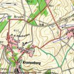 Kronenburg-Baasem Wandertour 04 – Rundweg KB4