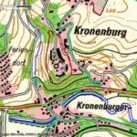 Kronenburg-Baasem Wandertour 03 – Rundweg KB3