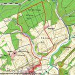 Kronenburg-Baasem Wandertour 06 – Rundweg KB6