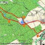 Schmidtheim Wandertour 1 –  Rund um den Urftweiher