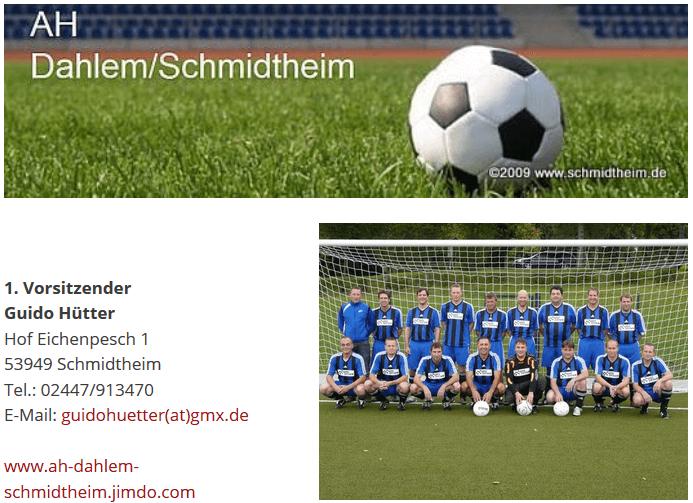 AH-Dahlem-Schmidtheim-start